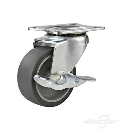top plate light duty swivel caster
