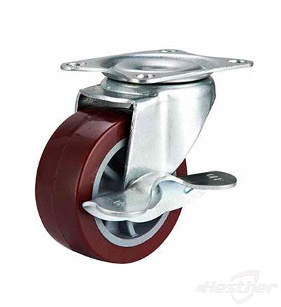 plastic swivel caster wheels