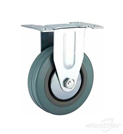 rigid plastic wheel caster replacement