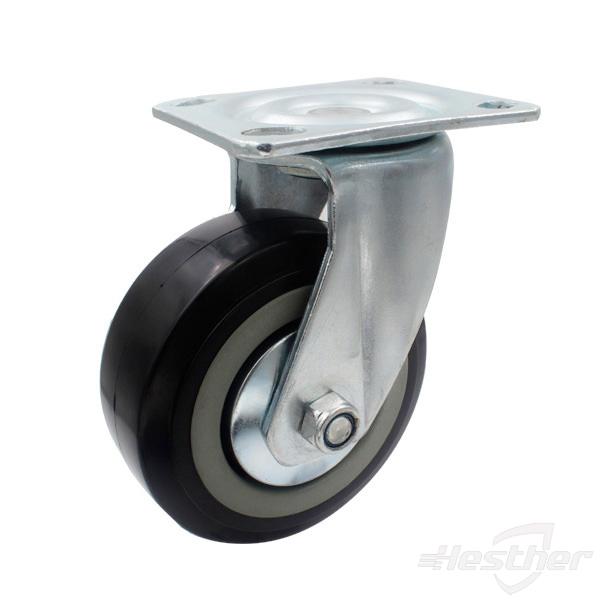PU heavy duty caster wheels