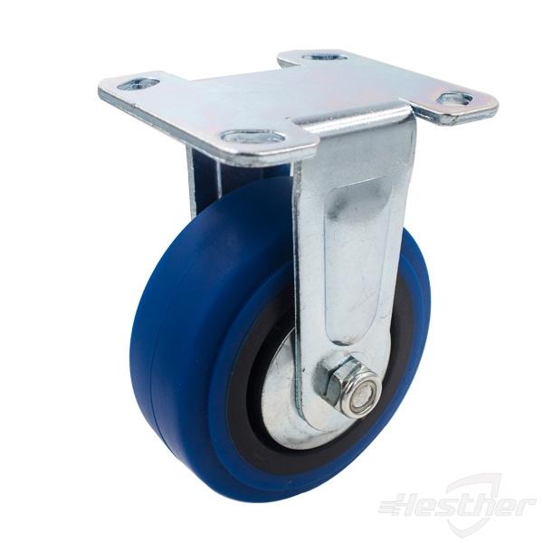 blue rubber heavy duty casto