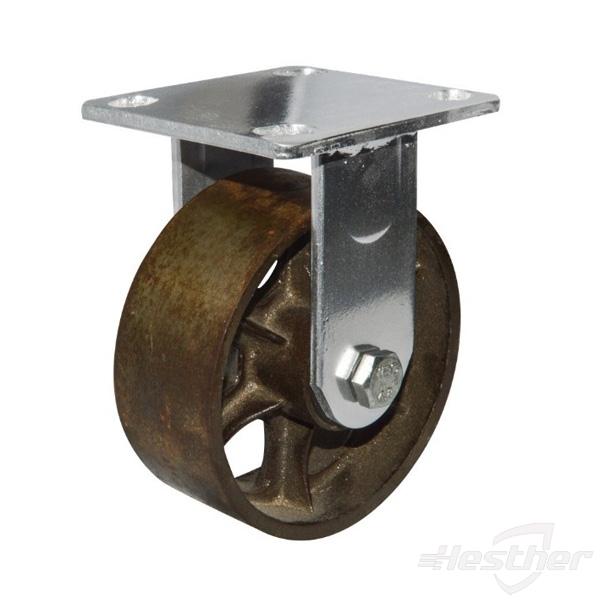 cast iron heavy duty caster
